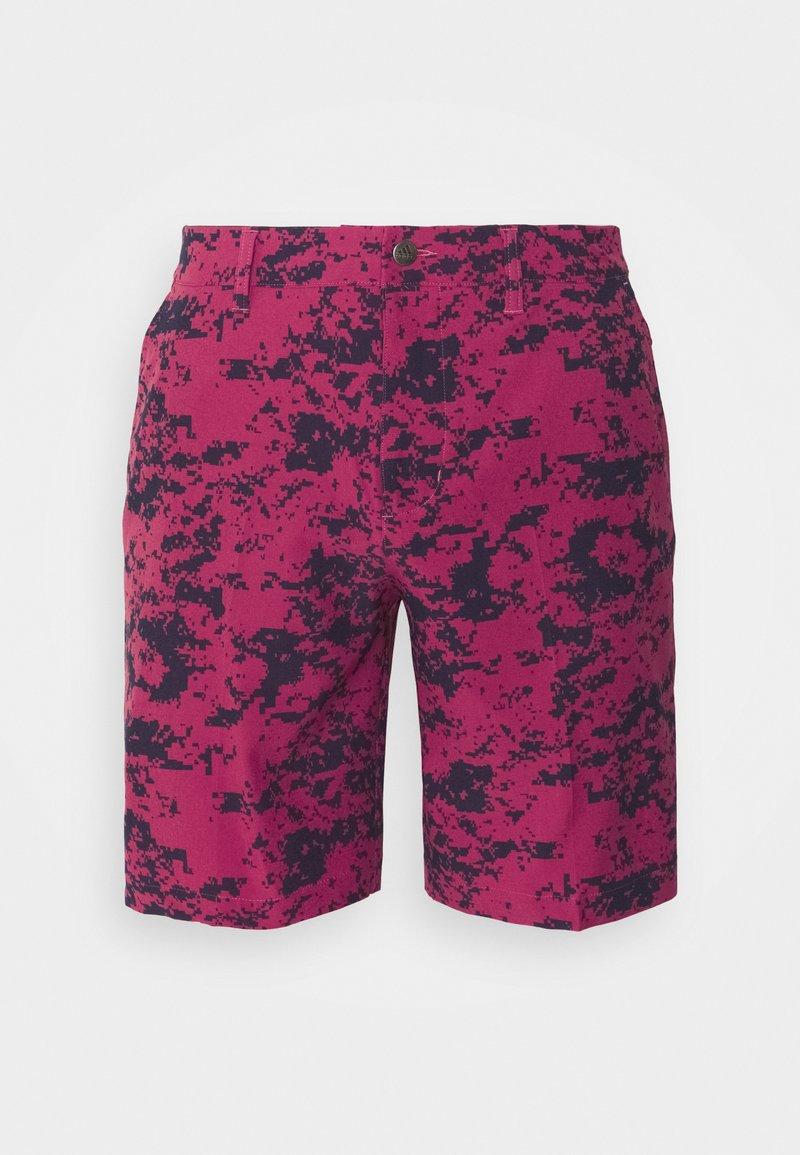 adidas Golf - ULTIMATE 365 CAMO SHORT - Sports shorts - wild pink