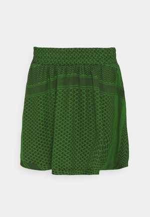 SKIRT - A-line skirt - pepper