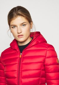 Save the duck - GIGAY - Winter jacket - tango red - 3
