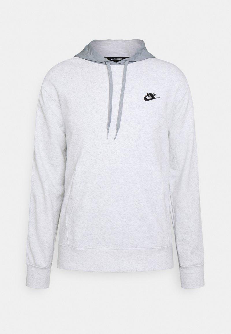 Nike Sportswear - Felpa con cappuccio - birch heather/particle grey/black