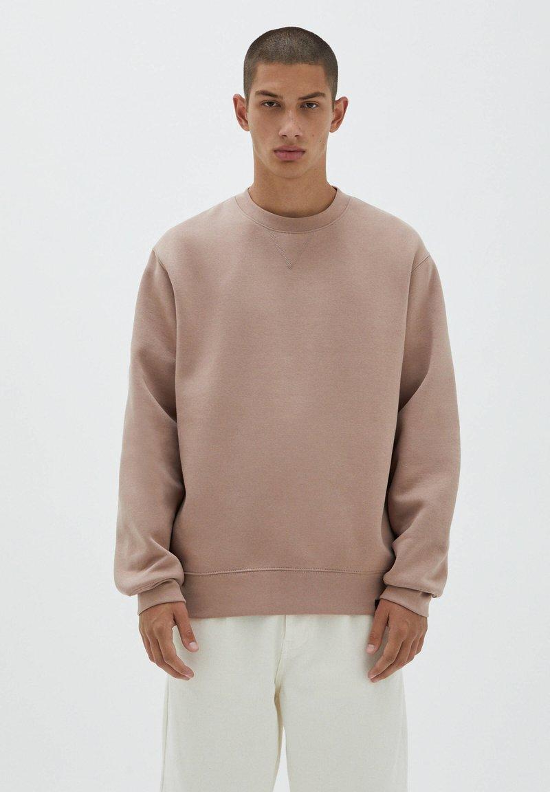 PULL&BEAR - Sweatshirt - pink