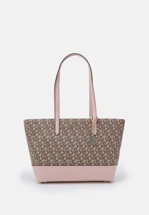 POLLY HOBO SUTTON - Shoppingveske - taupe