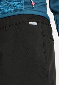 Regatta - FENTON - Trousers - black - 4