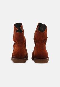 Felmini Wide Fit - CLASH - Korte laarzen - celtic rust - 2