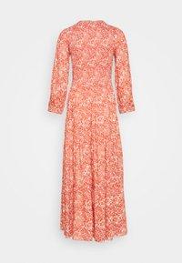 YAS Tall - YASDAMASK LONG DRESS - Robe longue - whisper pink - 6