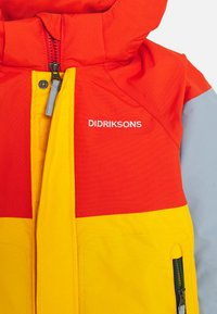 Didriksons - LUN KIDS - Winterjas - multicolour - 3