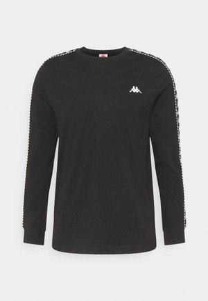 IAN - Long sleeved top - caviar