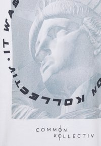 Common Kollectiv - UNISEX LIBERTY TEE - Print T-shirt - white - 2