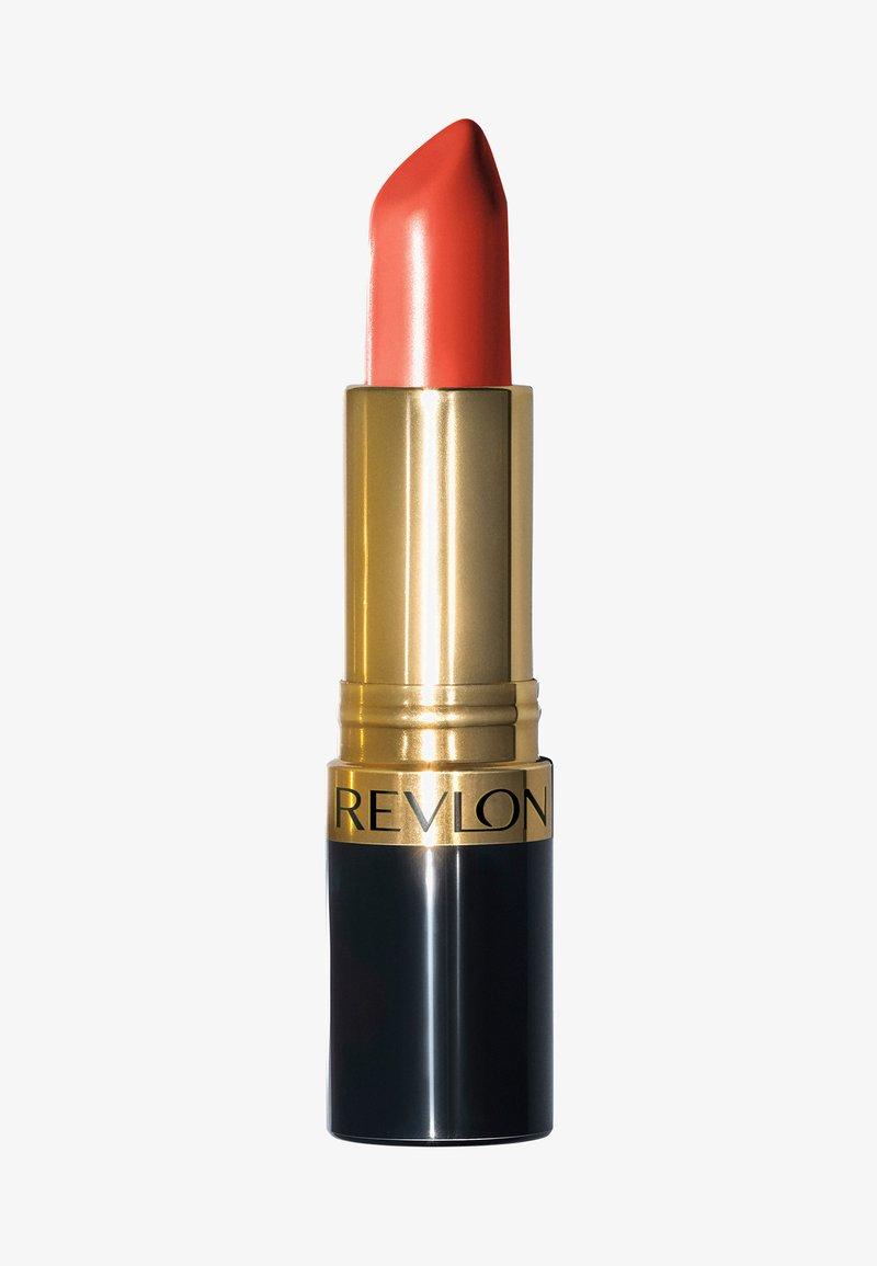 Revlon - SUPER LUSTROUS MATTE LIPSTICK - Lipstick - N°750 kiss me coral