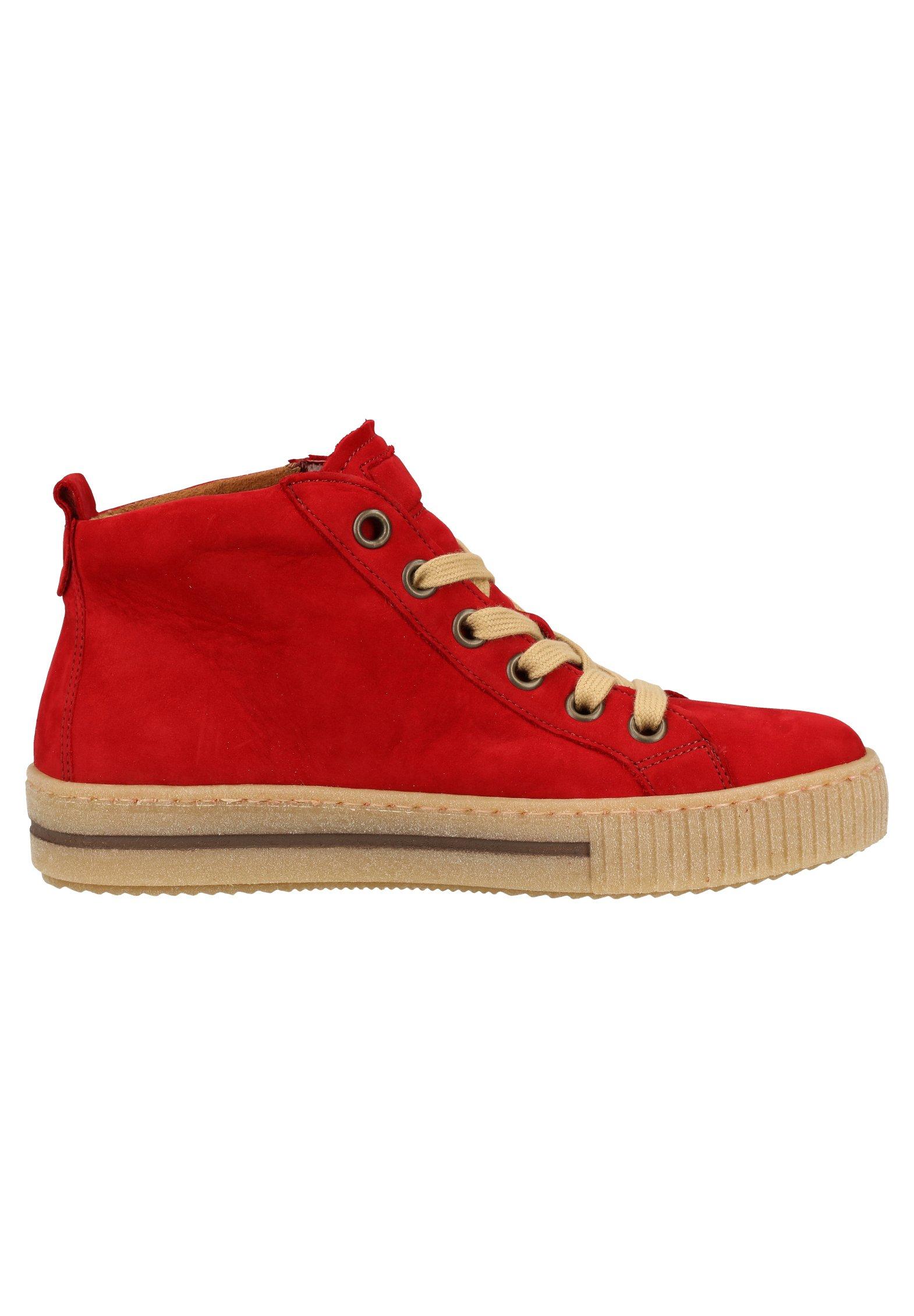 Gabor Sneaker high rubin
