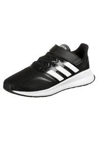 adidas Performance - RUNFALCON UNISEX - Neutral running shoes - core black / footwear white - 2
