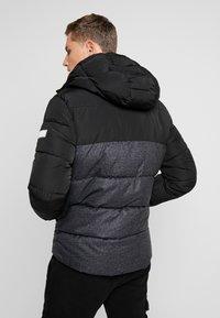 TOM TAILOR DENIM - HEAVY PUFFER JACKET - Winter jacket - grey - 2