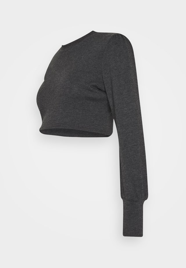 MARTHA - Långärmad tröja - poudré