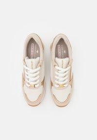 TOM TAILOR - Sneakers alte - beige - 5