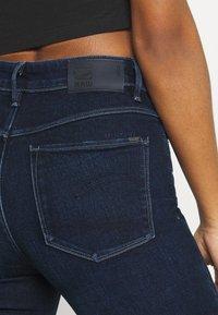 G-Star - FLARE - Flared Jeans - worn in ultramarine - 4