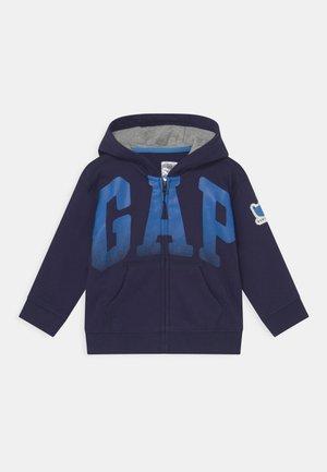 ARCH HOOD - Zip-up hoodie - navy uniform