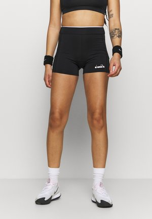 SHORT POCKET - Medias - black