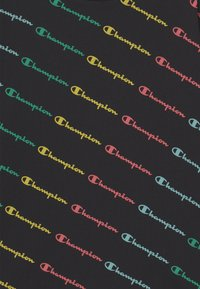 Champion - AMERICAN PASTELS CREWNECK UNISEX - T-shirt print - black - 2
