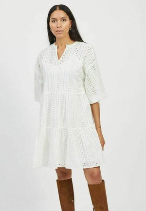OBJERIN DRESS - Day dress - off-white