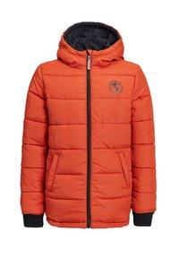 WE Fashion - WENDBAR - Winter coat - dark blue - 2