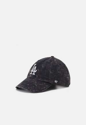 LOS ANGELES DODGERS GAMUT CLEAN UP UNISEX - Kšiltovka - grey