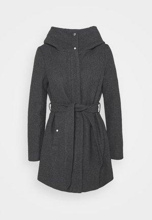 VMCLASSLIVA JACKET - Classic coat - dark grey melange