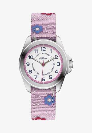 Watch - rose/blau/weiß