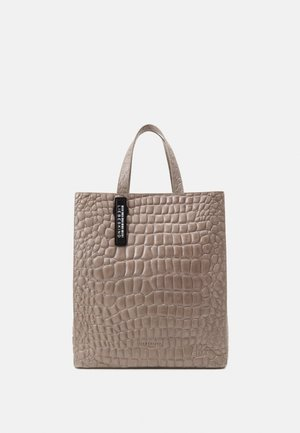Tote bag - honey grey