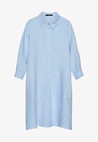 someday. - QUINI - Shirt dress - marine - 0