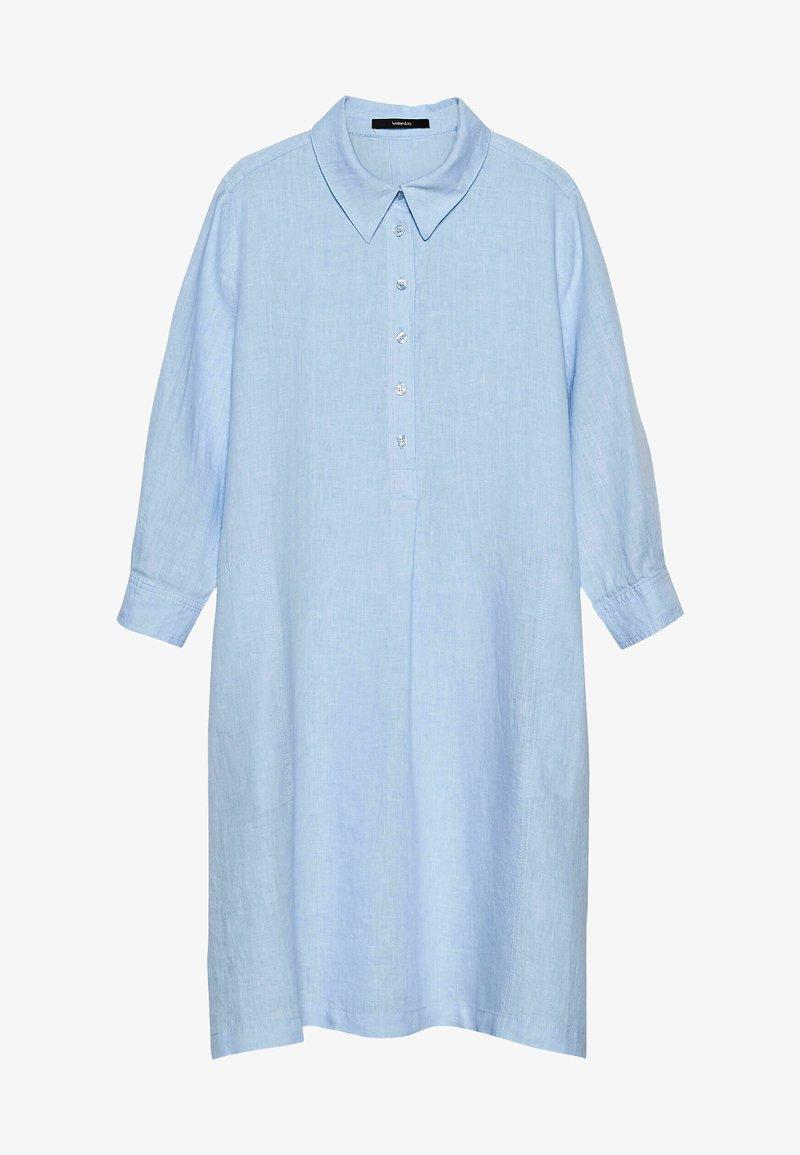 someday. - QUINI - Shirt dress - marine