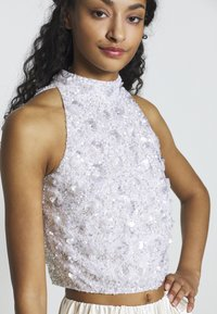 Lace & Beads - GUI - Bluser - white - 3