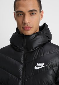 Nike Sportswear - Down jacket - black/white - 5