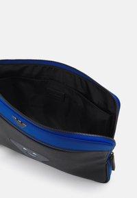 Emporio Armani - HANDBAG - Laptop bag - brightblue / electric blue/black - 3
