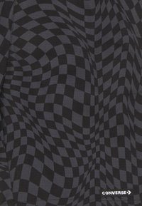 Converse - PRINTED FLEX WAIST PULL ON UNISEX - Shorts - black - 2