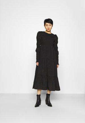 MAZZIGZ DRESS - Day dress - black