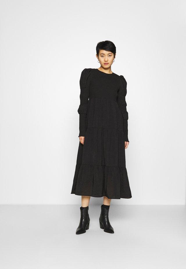 MAZZIGZ DRESS - Korte jurk - black