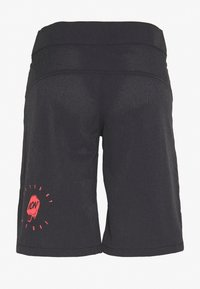 ION - ION BIKESHORTS TRAZE - Sports shorts - black - 1