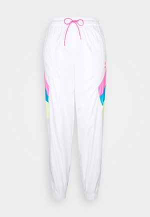 TRACK PANT - Tracksuit bottoms - white