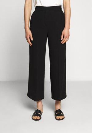 OMBRINA - Pantalones - schwarz