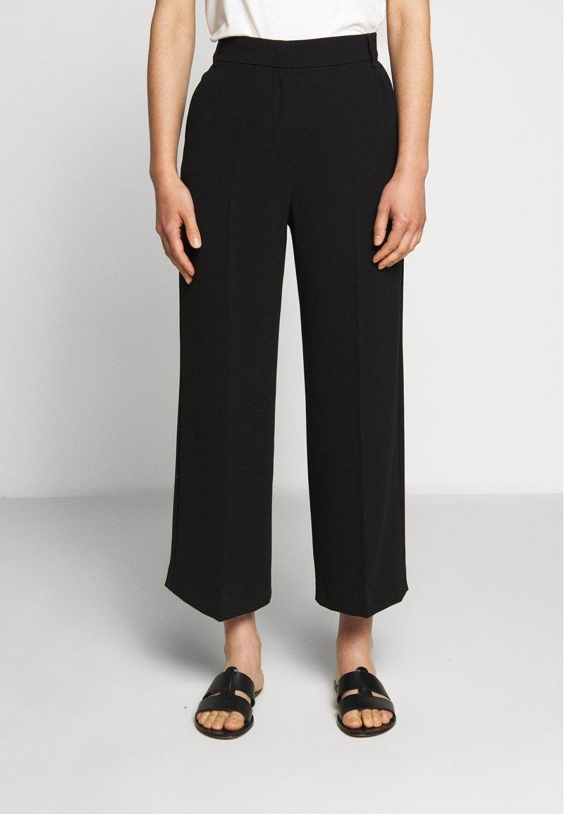 WEEKEND MaxMara - OMBRINA - Trousers - schwarz