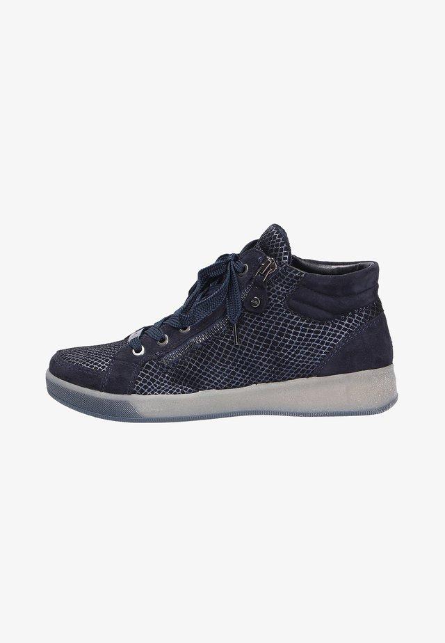 Sneaker low - blau (16)