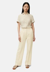 Marc O'Polo - Trousers - summer taupe - 1