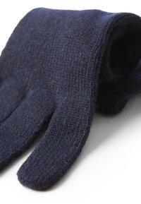 Falconeri - Gloves - blue navy - 2
