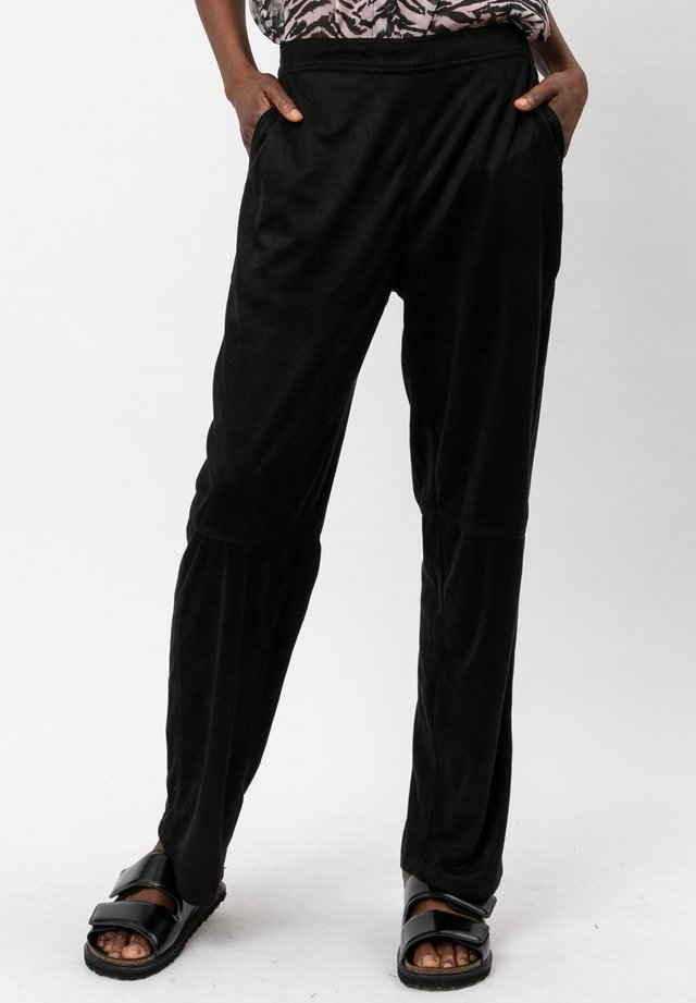EON - Pantaloni - jet black