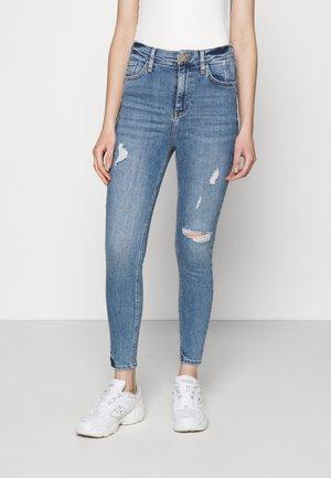 Skinny džíny - mid
