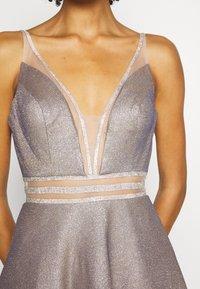 Luxuar Fashion - Vestido de fiesta - gold - 5