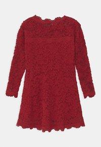 Rosemunde - LACE - Koktejlové šaty/ šaty na párty - cranberry - 1