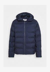 Casual Friday - OLANDER OUTERWEAR - Winter jacket - dark blue - 0