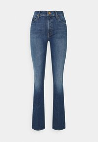 Mother - THE DOUBLE INSIDER - Jean flare - fruit carts - 0