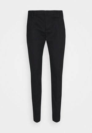 PANTALONE GAUBERT PINCES - Pantalon classique - black denim